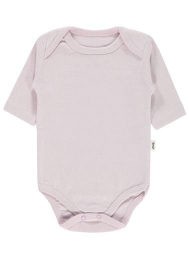 Civil Baby  Kız Bebek 3'Lü Çıtçıtlı Badi 0-24 Ay Ekru  Kız Bebek 3'Lü Çıtçıtlı Badi 0-24 Ay Ekru Ekru